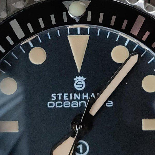 [WTS] Steinhart Ocean Vintage Military 39 with Box, Cards, Tags & All links 7