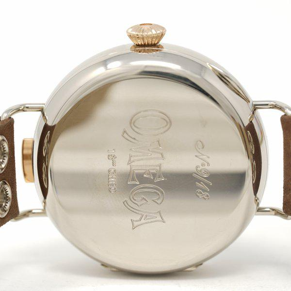 FS: Pre-Owned Omega Specialties 'Lawrence of Arabia' 516.52.48.30.04.001 4