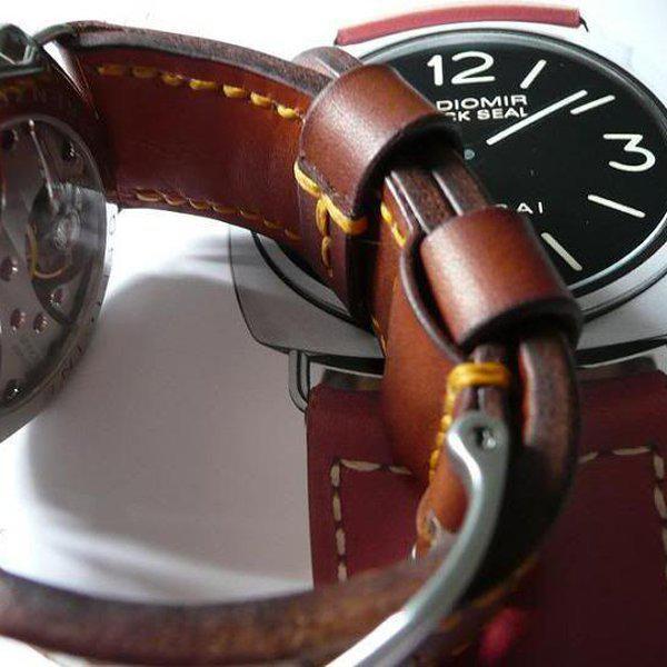 FS: 7 crocodile Panerai straps & some custom ultralength straps Porder801~806 & custom straps Porder601~610. Cheergiant straps     11