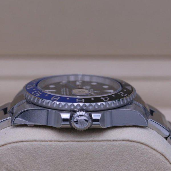 FSOT: Rolex GMT Master II 116710BLNR Stainless - Like NOS - Box & Papers 6