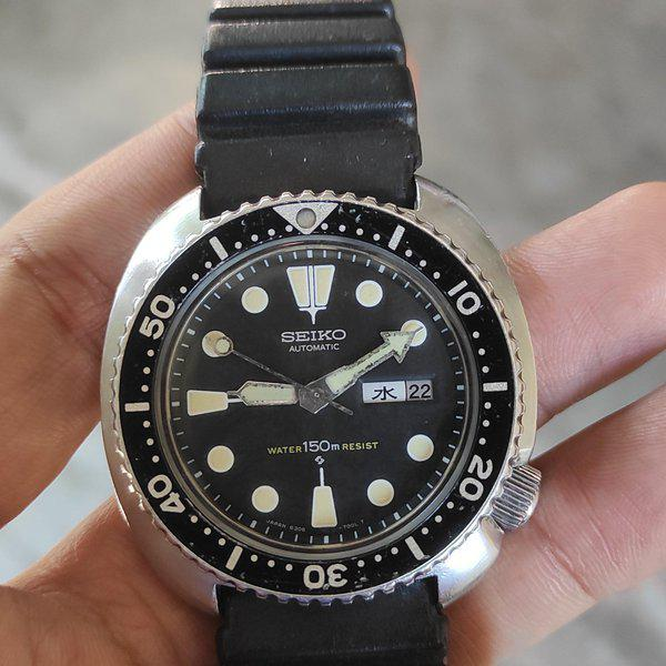 For Sale: Seiko First Turtle 6306-7000 Year 1976 Third Diver With Box 2