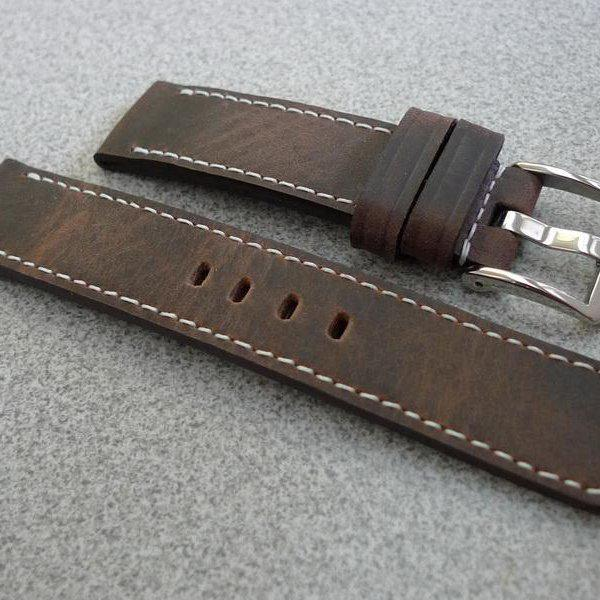 20 mm hand made straps - various lengths 24