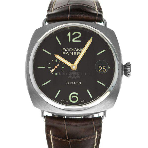 Panerai PAM00346 P Radiomir 8 Day Triple Box Papers Full Set 4