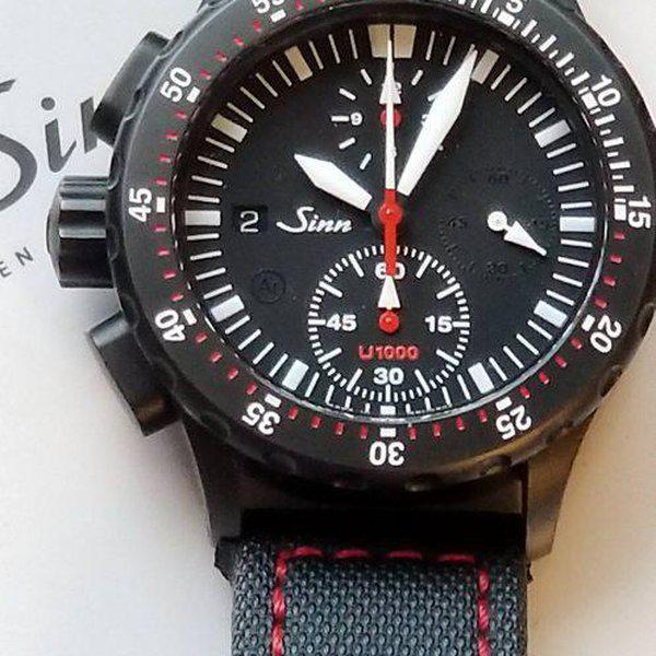 FS:  Zenith Pilot, Omega Co-Axial, Sinn U1000 3