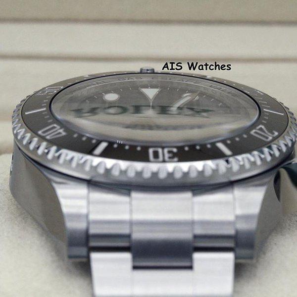 FSOT: Rolex 116660 Deep Sea SeaDweller DSSD Black Dial Box & Papers 15