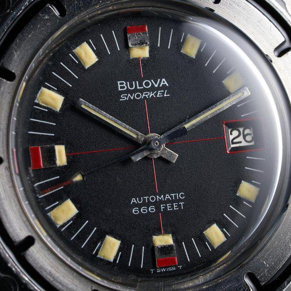 "FS: 1969 Bulova Snorkel 666 Ref: 774 ""Devil Diver"" 4"