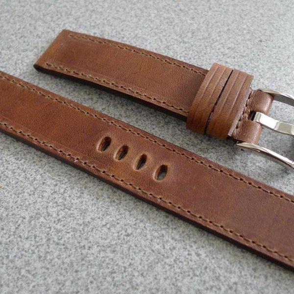 20 mm hand made straps - various lengths 21
