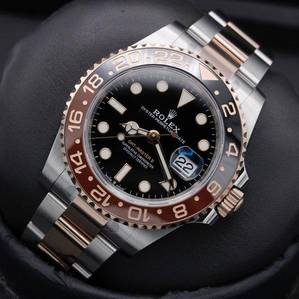 FSOT: Rolex GMT Master II - 126711CHNR - Root Beer - Two Tone - 40mm - New 2021 9