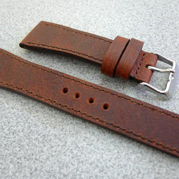 F/S - 18, 20 and 22 mm hand made straps 33