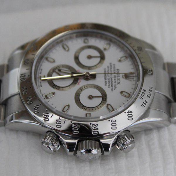 """FS: Rolex 116520 White Daytona """"APH Error Dial"""" With Box and Papers! APH DIAL LOOK!!! 3"""