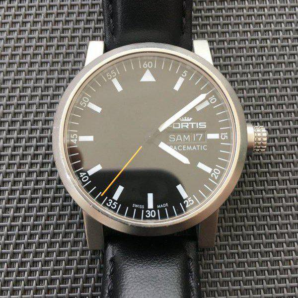 Fortis Spacematic Automatik 1