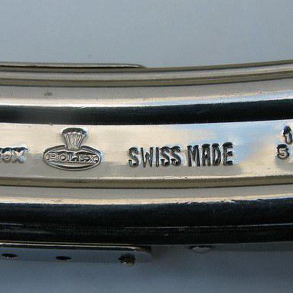 FS: Extra rare Rolex straight-end Rivet bracelet from 1953 - Good for JCK 6036, 6236 etc 14
