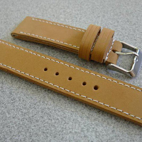 F/S - 18, 20 and 22 mm hand made straps 24