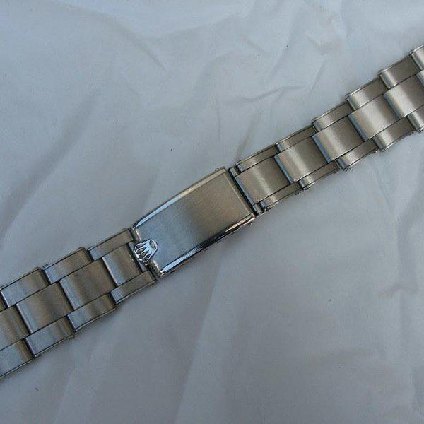 FS: Extra rare Rolex straight-end Rivet bracelet from 1953 - Good for JCK 6036, 6236 etc 13