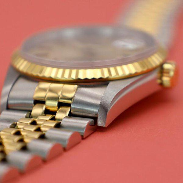 FS: 1995 Rolex Datejust Ref. 16233| Champagne Dial | Papers 8
