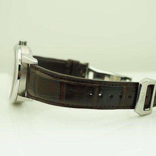 FSOT:IWC Ingenieur AUTOMATIC IW323311 LIMITED EDITION CHOCOLATE DIAL STEEL FULL SET 5