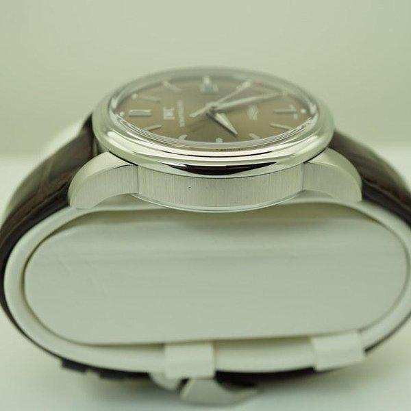 FSOT:IWC Ingenieur AUTOMATIC IW323311 LIMITED EDITION CHOCOLATE DIAL STEEL FULL SET 4
