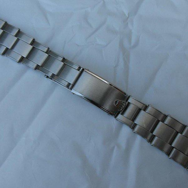 FS: Extra rare Rolex straight-end Rivet bracelet from 1953 - Good for JCK 6036, 6236 etc 1